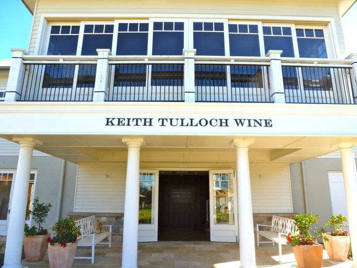 Keith Tulloch Wine Estate, Hunter Valley NSW, Australia. Open 7 days 10am to 5pm. Drop in for a tasting.