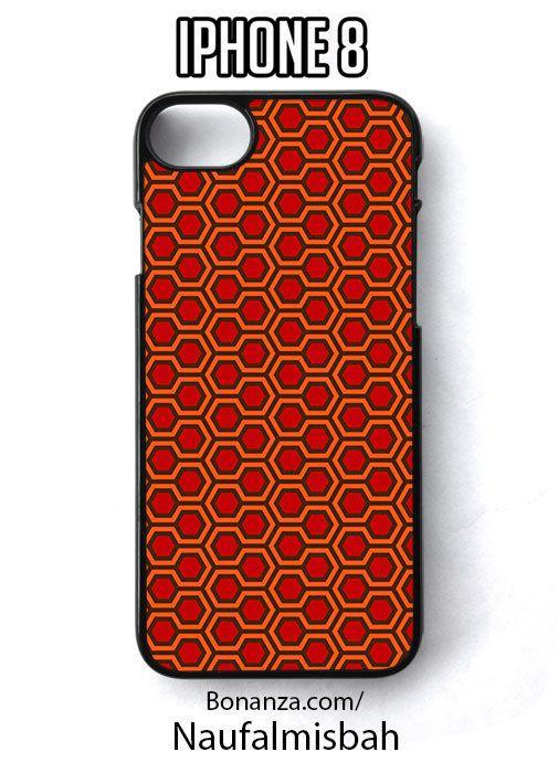 Shining Orange Carpet iPhone 8 Case Cover - Cases, Covers & Skins