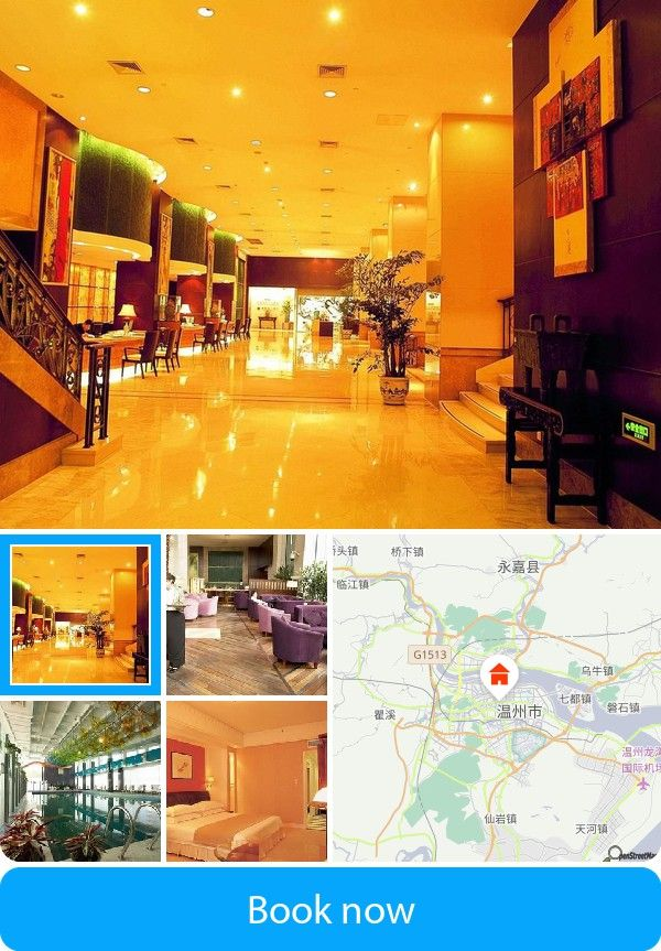 Overseas Chinese Hotel Wenzhou (Wenzhou, China) – Book this hotel at the cheapest price on sefibo.