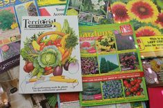 Get Free Seed Catalogs and Plant Catalogs For Your Garden: Annie's Annuals