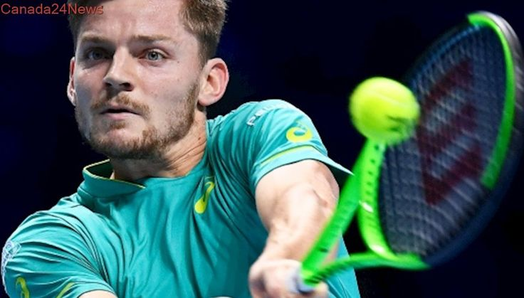 ATP Finals: Goffin advances to set up match with Federer