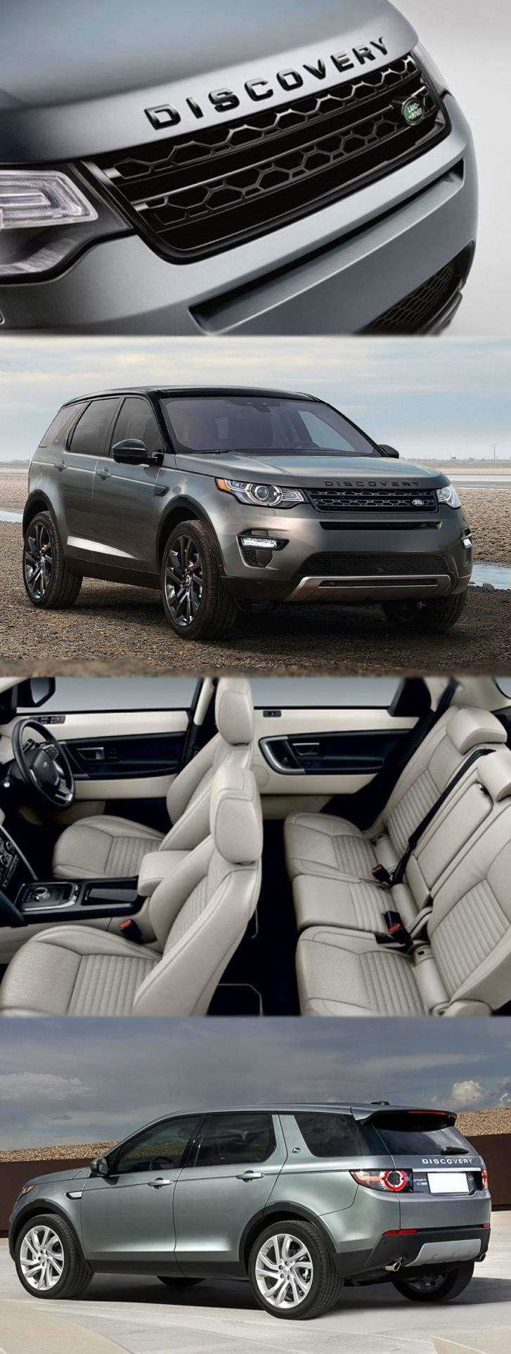 The discovery sport family suv that never forgets for more detail please visit https