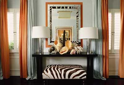 Fotos e ideas para decorar en color naranja. | Mil Ideas de Decoración