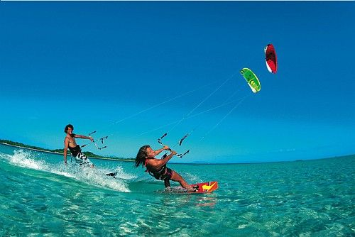 Kite Boarding/Surfing is on my To Do list!