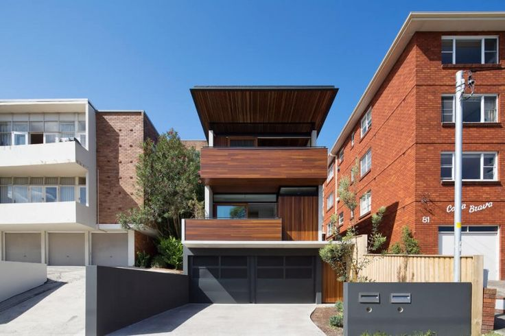 Watershed Design Create a Contemporary Home in Manly, Australia