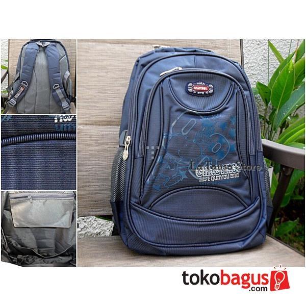Ransel Import Sporty Backpack Kode: BP-CYB211 Harga Rp 119rb