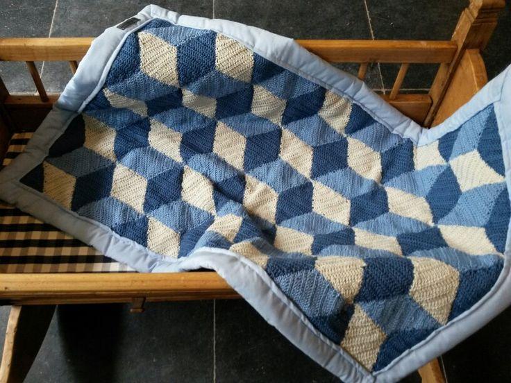 Blanket for my future grandson