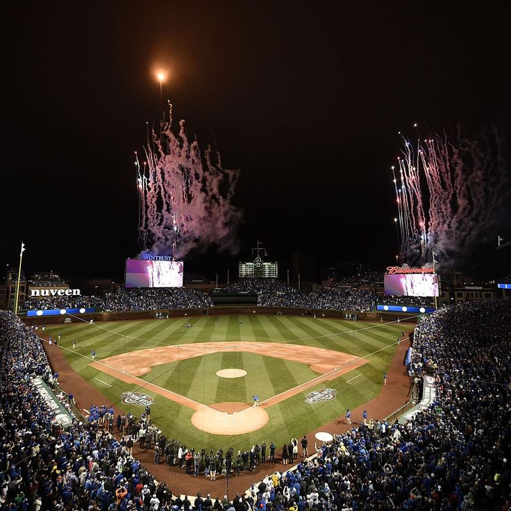 In a celebration over 100 years in the making, the Chicago Cubs raised their 2016 World Series banner Monday night prior to their Opening Day matchup with the Los Angeles Dodgers ...