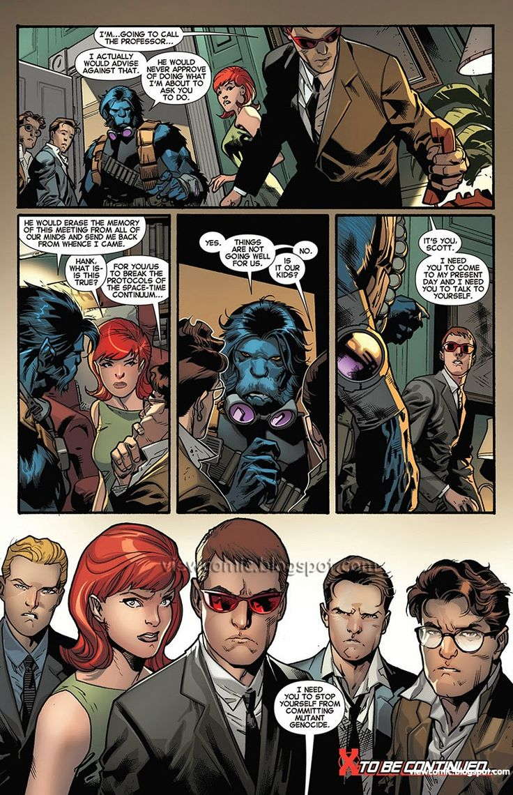 All New X-Men: 001……………………….. | Viewcomic reading comics online for free