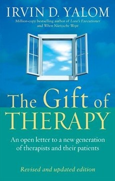 THE GIFT OF THERAPY is the culmination of master psychiatrist Dr Irvin Yalom's thirty-five years' work as a therapist, illustrating through real case studies how patients and therapists alike can get the most out of therapy.