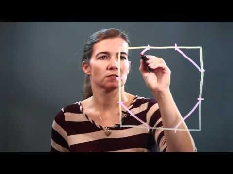 How to Draw an Octagon With a Square - YouTube