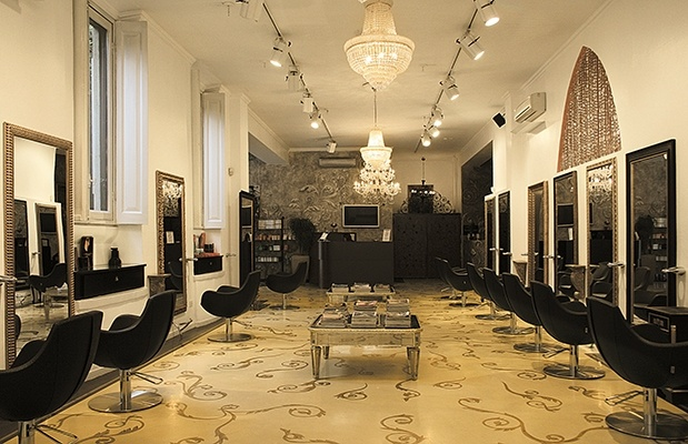 34 best amazing salons spas from all around the world for Ambiance salon