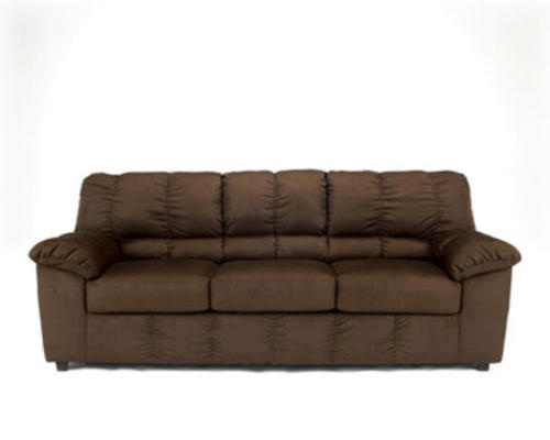 Chocolate Micro Fiber Sofa At Menards Couch Pinterest