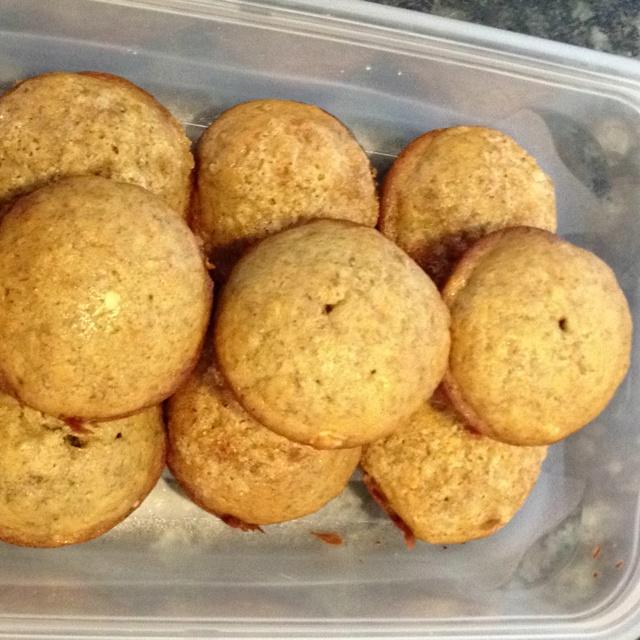 Low Fat High Fiber Muffin 27
