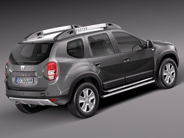 Dacia Duster 2014 Offroad