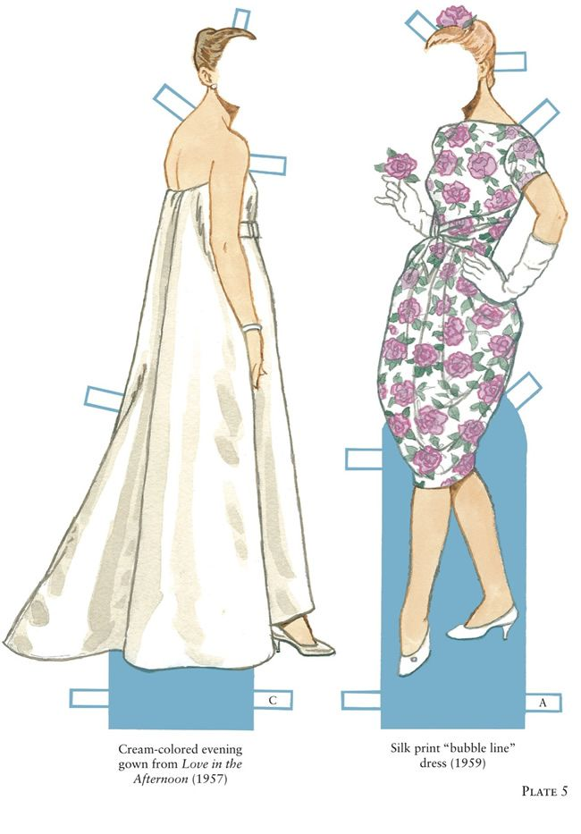 33 Best Paper Dolls Images On Pinterest