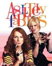 Image detail for -Absolutely Fabulous pair, Patsy and Eddie, are filming a new series