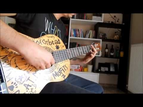 love song -classical guitar (tesla)