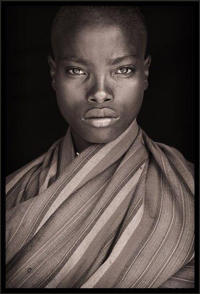 Photograph by John Kenny... Susana