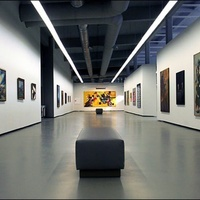 Istanbul Modern is the first private museum of the city, displaying modern art