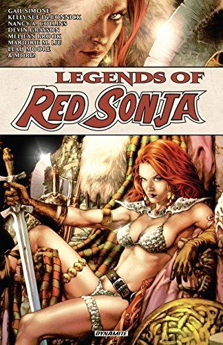 Legends of Red Sonja: In this unique collection, ongoing RED SONJA series writer GAIL SIMONE hand-picked eleven of the fiercest, most…