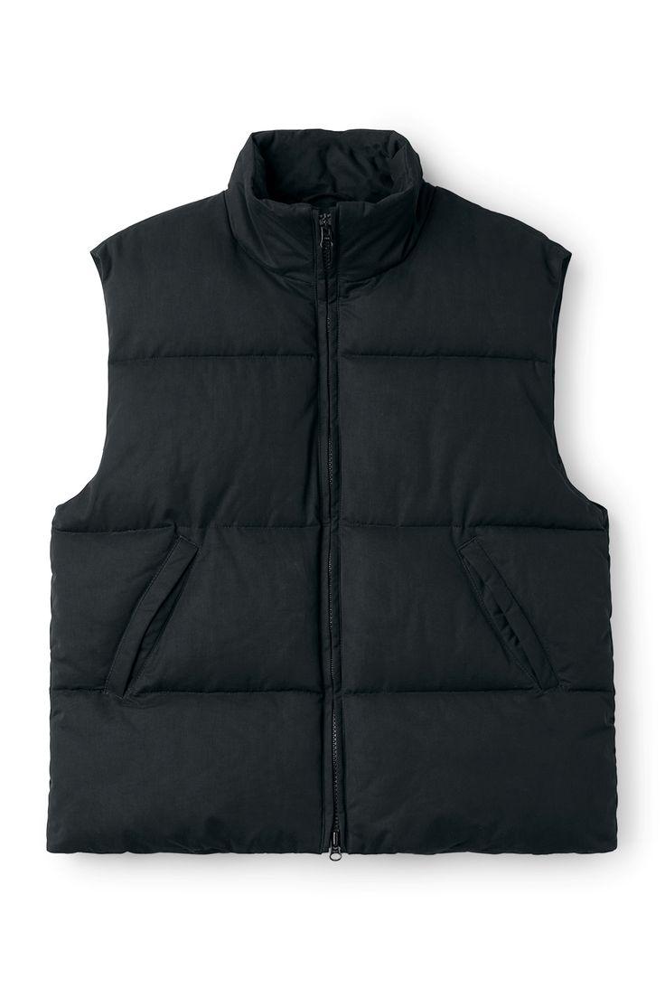 Weekday image 1 of Griggs Vest in Black