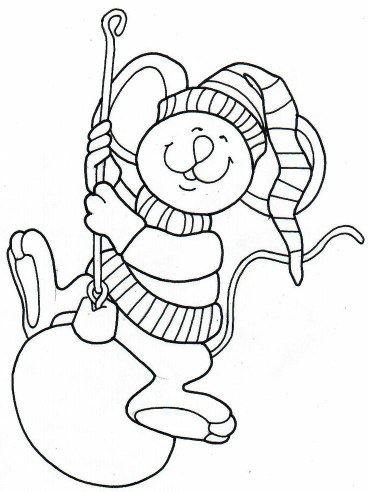 mouse paint coloring pages - photo#33