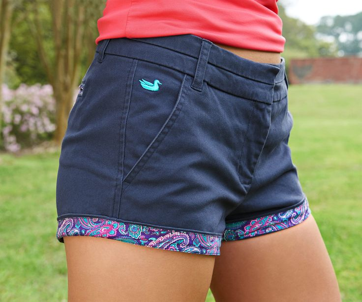 Perfect for catching rays when the sun is out, the Brighton Short is as ready for spring as you are. Made of our ultra soft, long staple cotton and with a s...