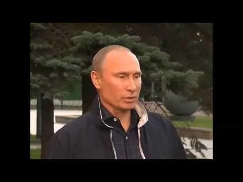 Putin über USA und die Krise in Syrien vom 31.08.13 (deutsch synchronisiert) - YouTube