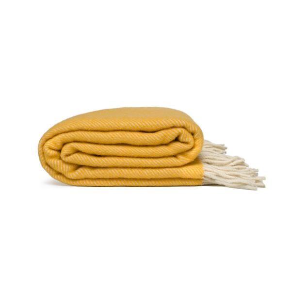 Skane Yellow Classic Blanket
