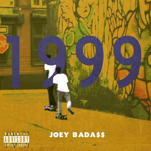 "Joey Badass  ""1999"" (2012)"