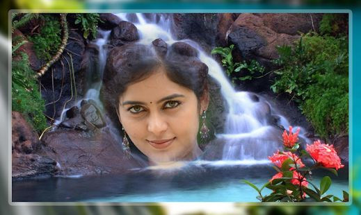 Waterfall Photo Frames – képernyőkép indexképe