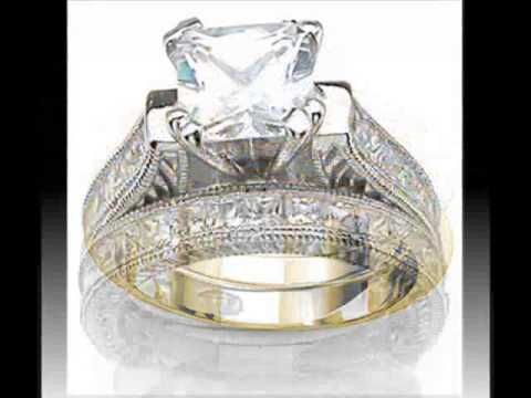 Wedding Ring Sets Under 500
