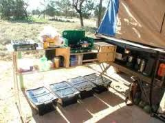 gic camper trailer setup - Google Search