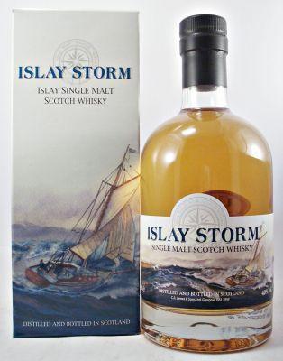 Islay Storm Single Malt Scotch Whisky 40% 70cl