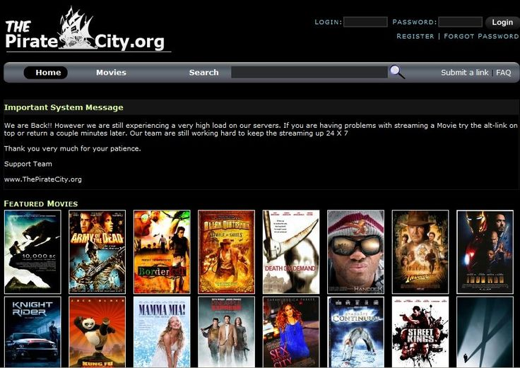 ThePirateCity embraces movie streaming | BitTorrents? Pah! That's so last year when it comes to illegitimate movie watching. ThePirateCity, no relation to the equally rule-bending Pirate Bay, is offering the latest movies, all of which have yet to hit DVD, free to watch on its site via streaming. Buying advice from the leading technology site