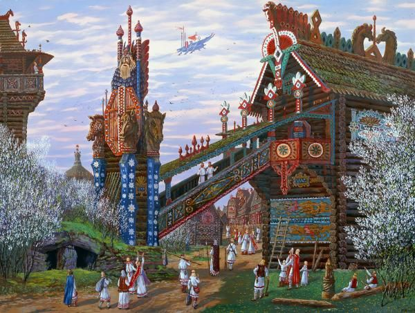 The Fortune Russian Fairy Tale 64
