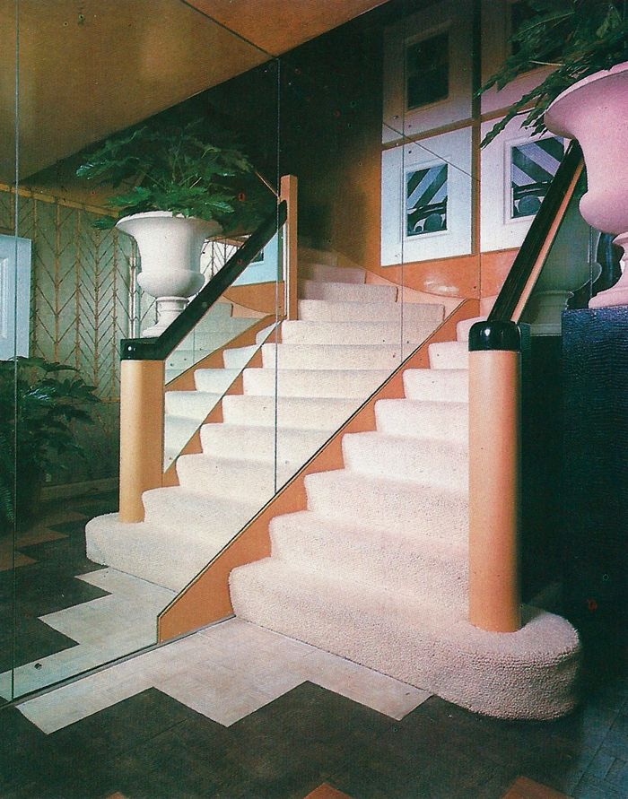 25 Best 1980s Interior Ideas On Pinterest