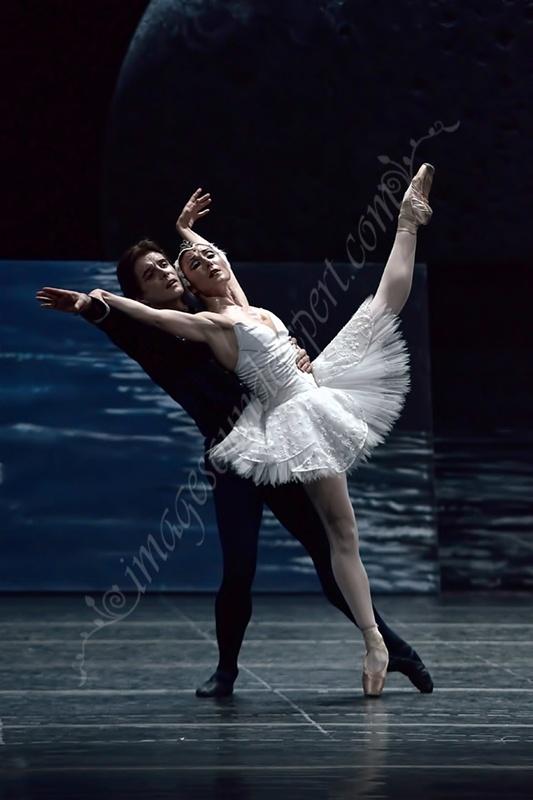 schwanensee ballett - produkt foto  www.imagesoundexpert.com