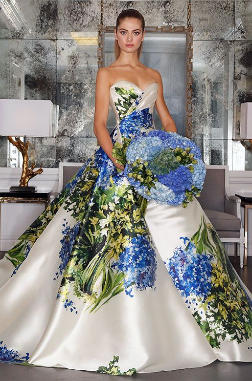 81 best Printer Wedding dresses images on Pinterest | Wedding ...