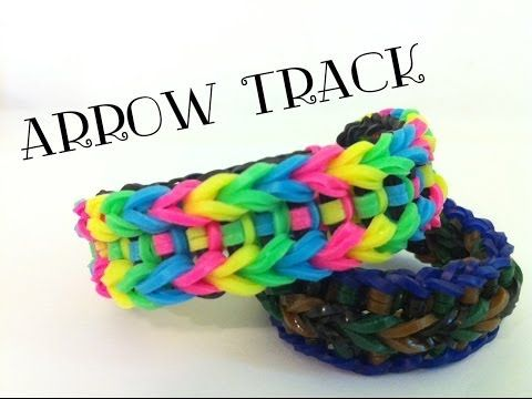 NEW Arrow Track bracelet on the Monster Tail - YouTube
