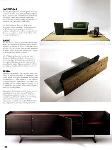 Press Review | LEMA | DDN - Italia | Cases by Francesco Rota