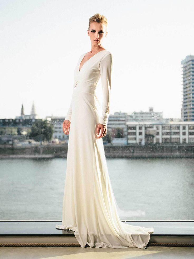 19 best kuss die brautkleider images on Pinterest | The bride, A ...