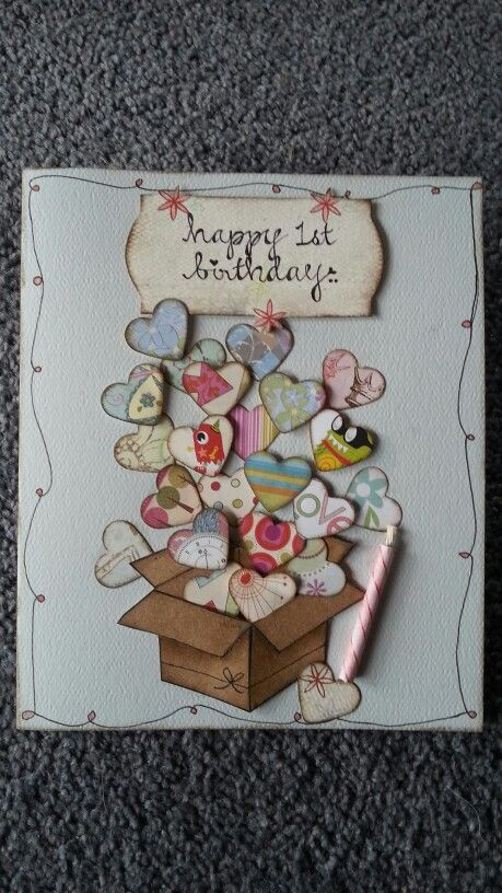 Handmade card by Kim Lovett