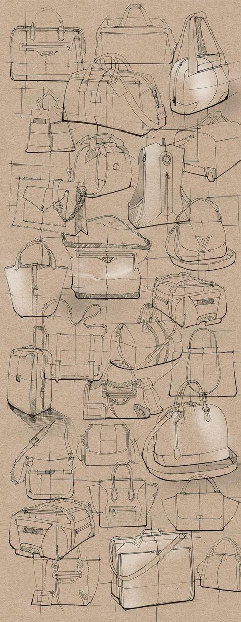 SKETCHBOOK-Sketches on Behance