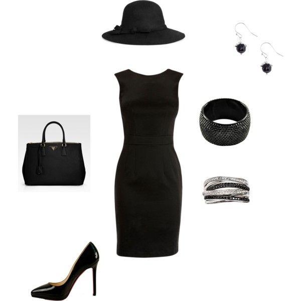 funeral attire