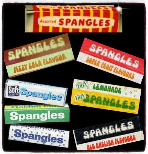 Spangles. Remember walking to the shop when I stayed at my nan's in Caterham & buying my spangles. Happy days. :-)