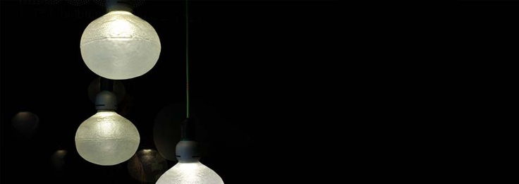 Booo Bulb – L'ampoule souple by Nacho Carbonell