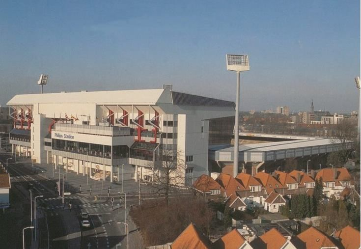 PSV Eindhoven . Philips Stadion '80