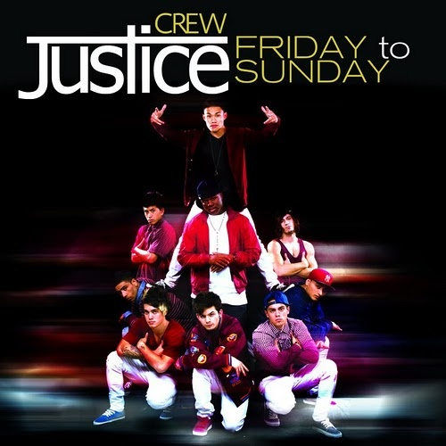 Friday to Sunday - Justice Crew
